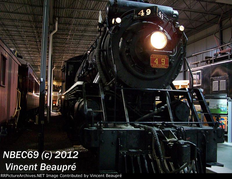 Canadian National Railway (C.N.R) 49